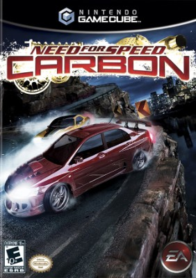 Need for Speed Carbon Cover Art