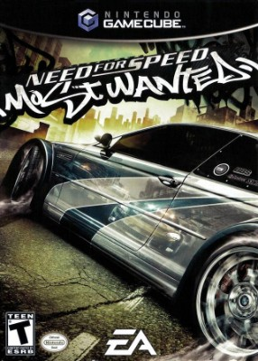 Need for Speed Most Wanted Cover Art
