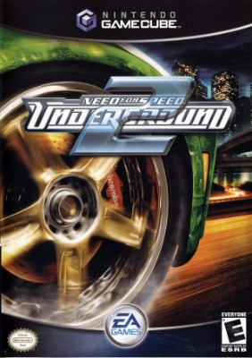 Need for Speed: Underground 2 Cover Art