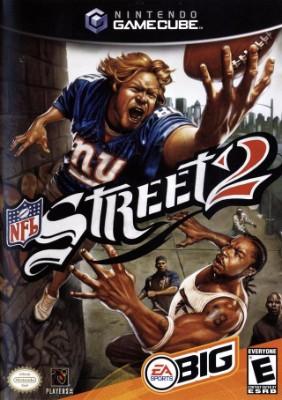 NFL Street 2 Cover Art