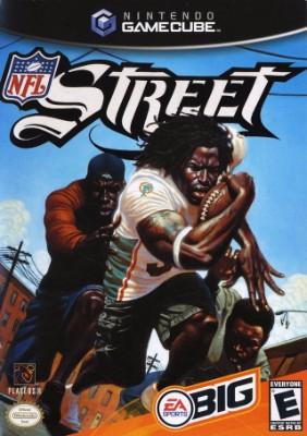 NFL Street Cover Art