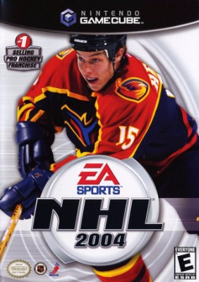 NHL 2004 Cover Art