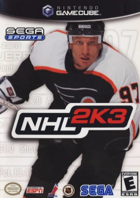 NHL 2K3 Cover Art