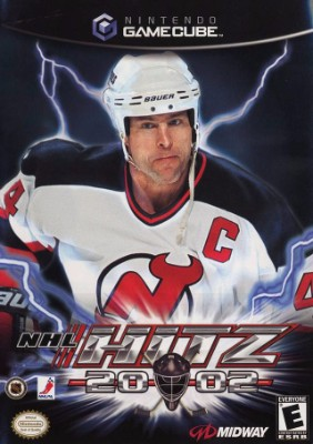 NHL Hitz 2002 Cover Art