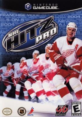 NHL Hitz Pro Cover Art