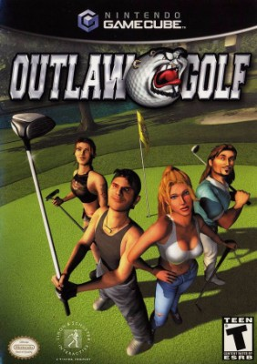 Outlaw Golf Cover Art