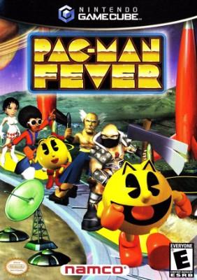 Pac-Man Fever Cover Art