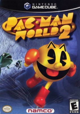 Pac-Man World 2 Cover Art