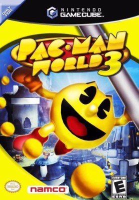 Pac-Man World 3 Cover Art