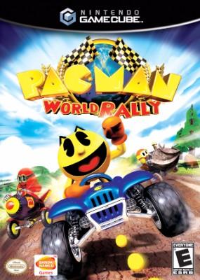 Pac-Man World Rally Cover Art