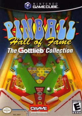 Pinball Hall of Fame: The Gottlieb Collection Cover Art