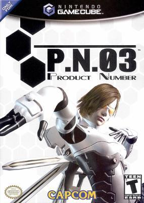 P.N. 03 Cover Art