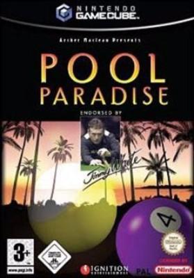 Pool Paradise Cover Art