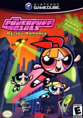Powerpuff Girls: Relish Rampage Cover Art