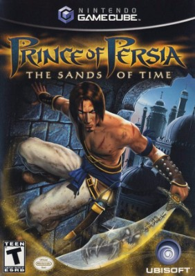 Prince of Persia: The Sands of Time Cover Art