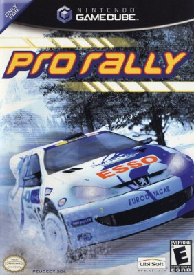 Pro Rally Cover Art