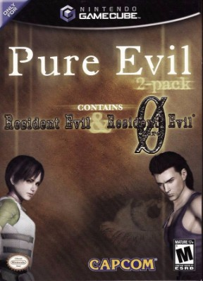 Pure Evil 2-Pack Cover Art