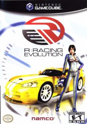 R: Racing Evolution Cover Art
