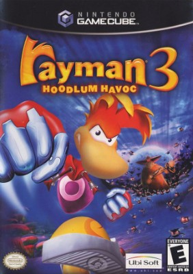 Rayman 3: Hoodlum Havoc Cover Art