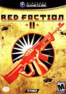 Red Faction II Cover Art