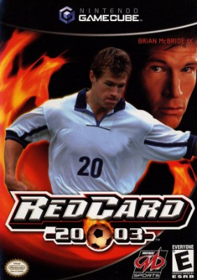 RedCard 2003 Cover Art