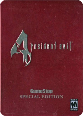 Resident Evil 4: Special Edition [GameStop] Cover Art