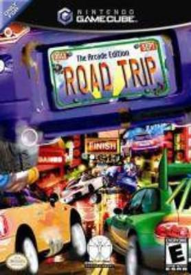Road Trip: Arcade Edition Cover Art