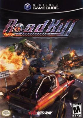 RoadKill Cover Art