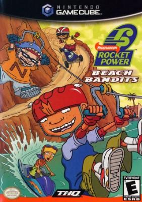 Rocket Power: Beach Bandits Cover Art