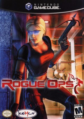 Rogue Ops Cover Art