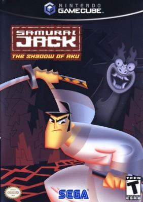 Samurai Jack: The Shadow of Aku Cover Art