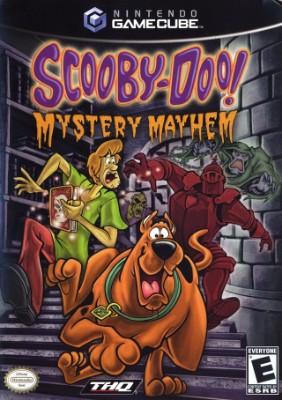 Scooby-Doo! Mystery Mayhem Cover Art