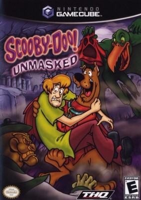 Scooby-Doo! Unmasked Cover Art