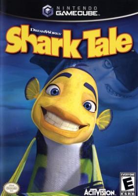 Shark Tale Cover Art