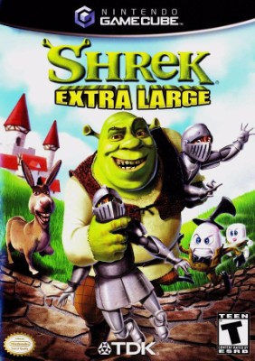 Shrek: Extra Large Cover Art