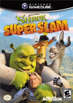 Shrek SuperSlam Cover Art