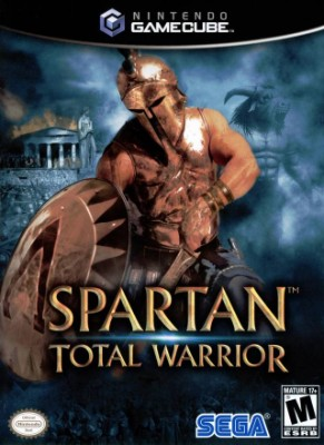 Spartan: Total Warrior Cover Art