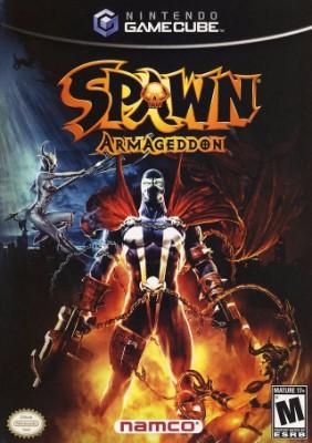 Spawn: Armageddon Cover Art