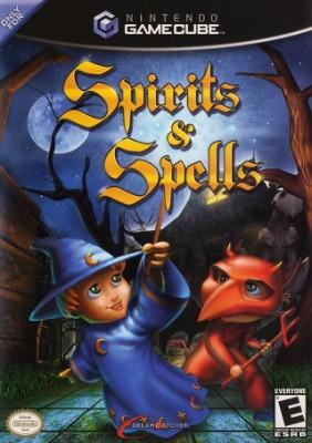 Spirits & Spells Cover Art