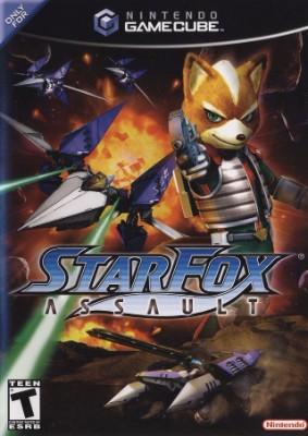 Star Fox: Assault Cover Art