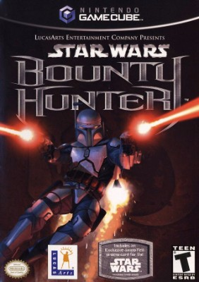 Star Wars Bounty Hunter Cover Art