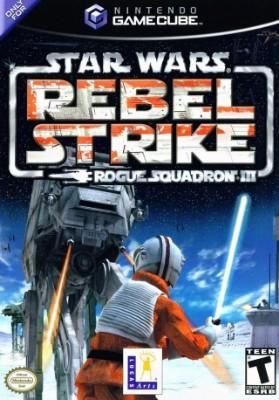 Star Wars Rogue Squadron III: Rebel Strike Cover Art