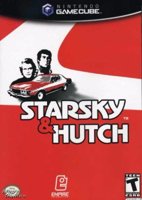 Starsky & Hutch Cover Art