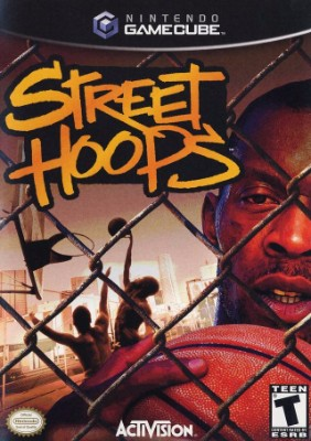 Street Hoops Cover Art