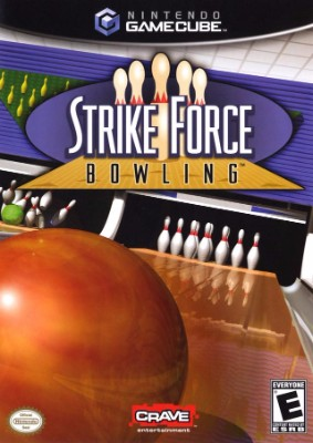 Strike Force Bowling Cover Art