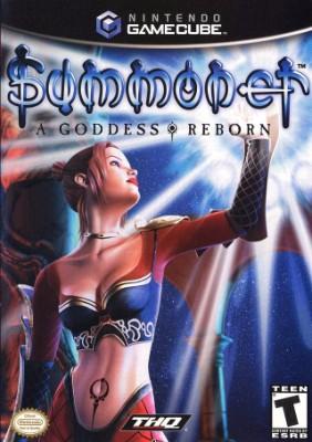 Summoner: A Goddess Reborn Cover Art