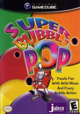 Super Bubble Pop Cover Art