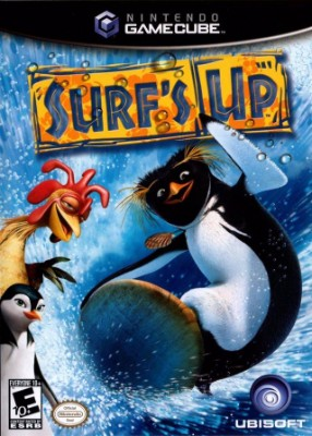 Surf's Up Cover Art