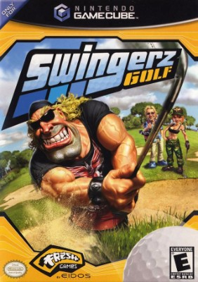 Swingerz Golf Cover Art