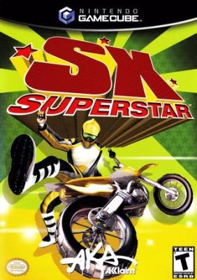 SX Superstar Cover Art